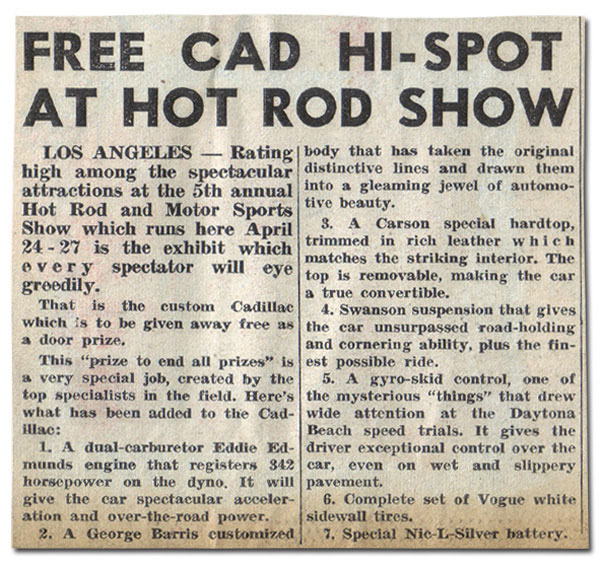 CCC_CaddyNewspaperArticle