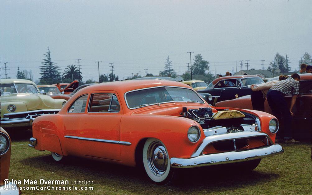 Mid 50 S Outdoor Car Shows Part 1 Custom Car