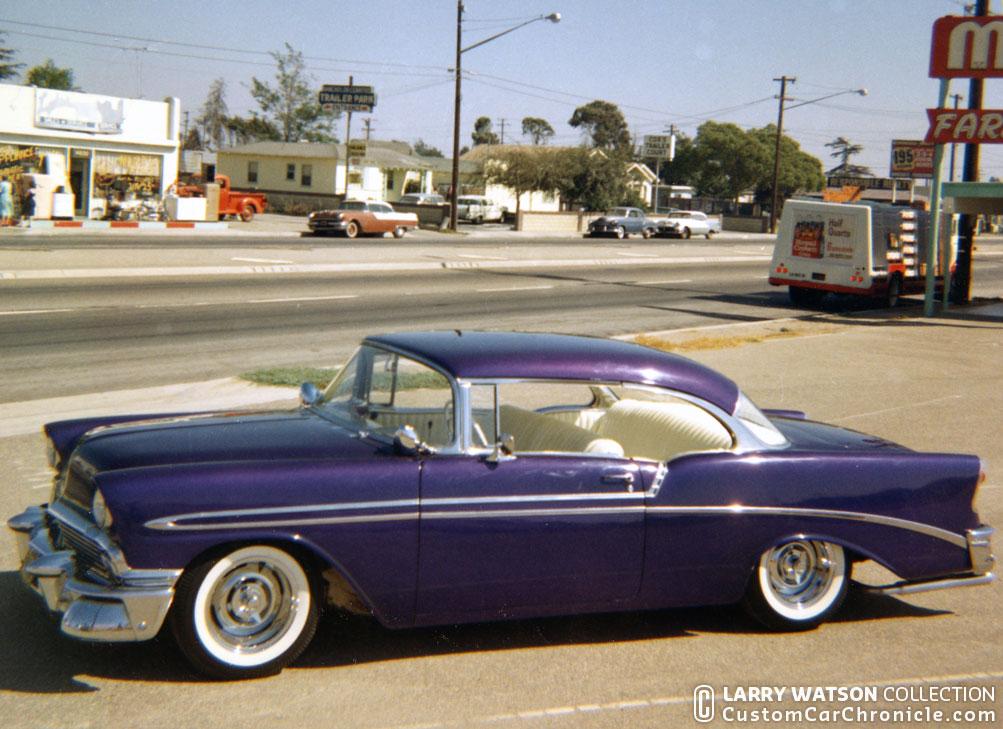 Chevy C Custom Paint