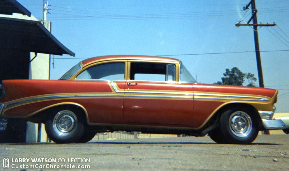 Larry Watson 56 Chevys