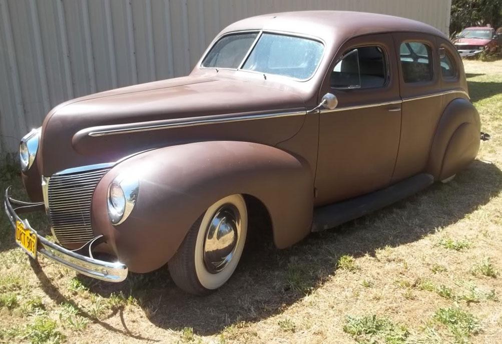 30 40 fomoco sedan customs custom car chroniclecustom for 1940 mercury 4 door convertible