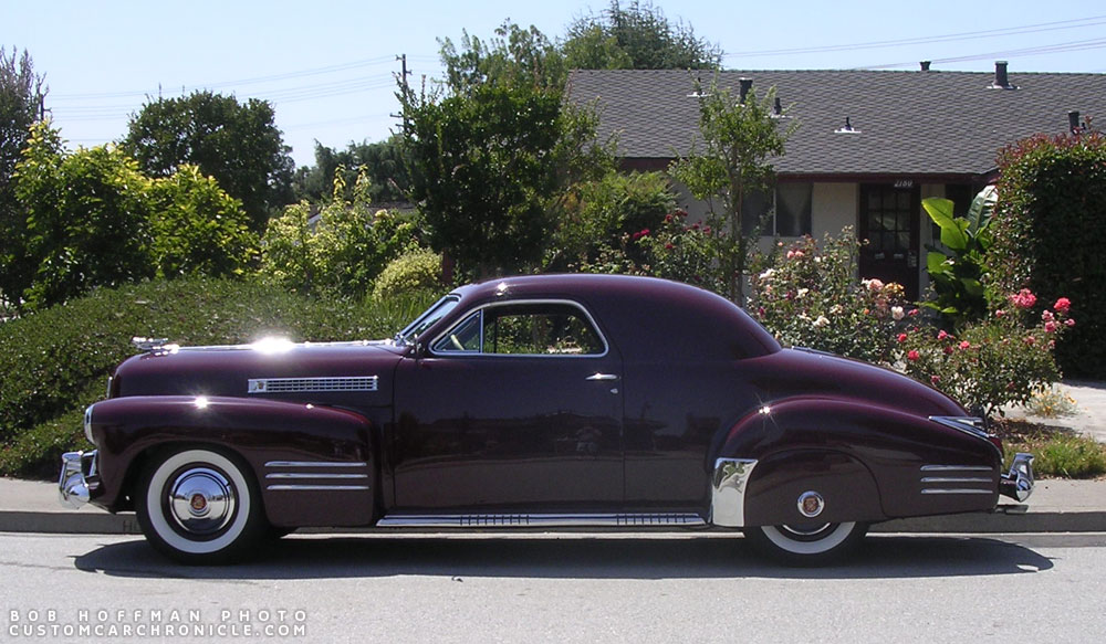 Cadillac Convertible 2015 >> FOR SALE 1941 Cadillac CustomCustom Car Chronicle