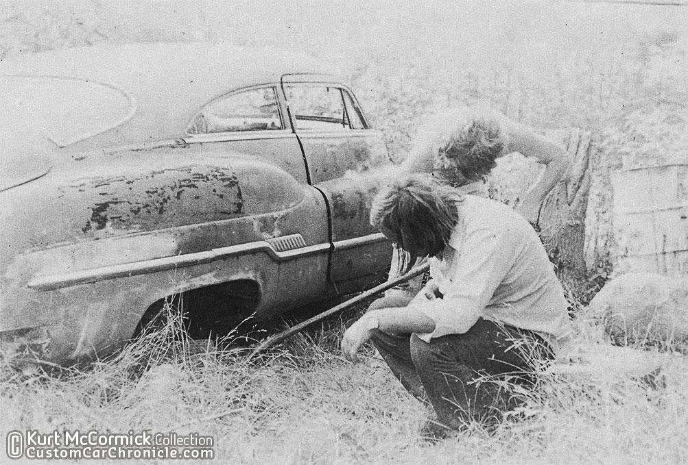 Sam Barris 1950 Buick 2 Custom Car Chroniclecustom Car