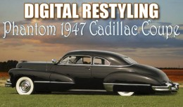 1947 Cadillac Coupe