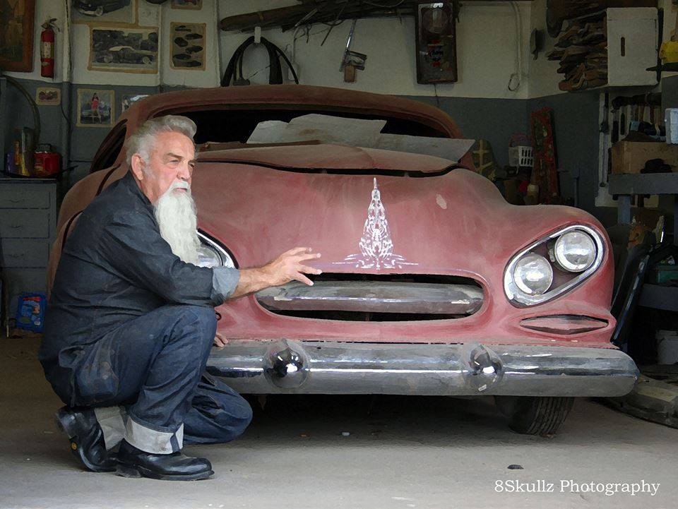 Rip Bo Huff Custom Car Chroniclecustom Car Chronicle
