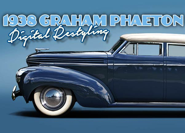 38 graham phaeton custom car chroniclecustom car chronicle. Black Bedroom Furniture Sets. Home Design Ideas