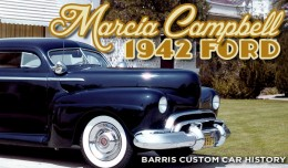 Marcia Campbell 42 Ford