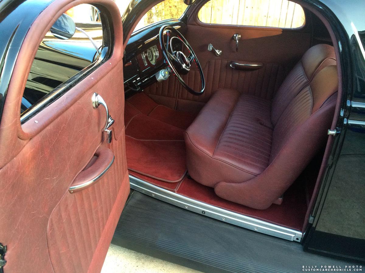 art deco 36 ford custom car chroniclecustom car chronicle