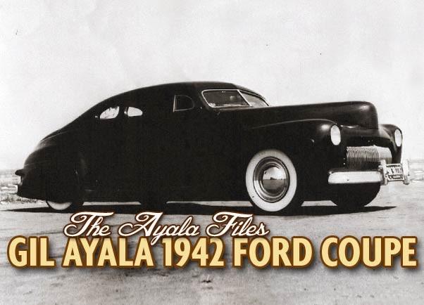 Ayala 1942 Ford Coupe