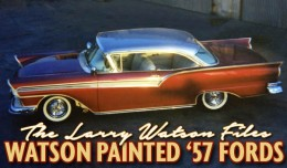 Larry Watson 57 Ford