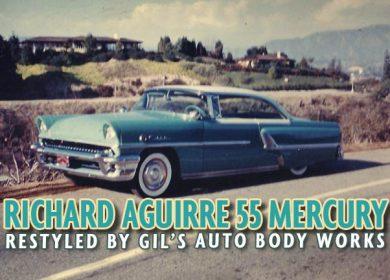 Richard Aguirre 55 Mercury