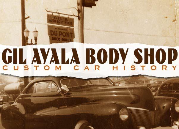 Ayala Body Shop