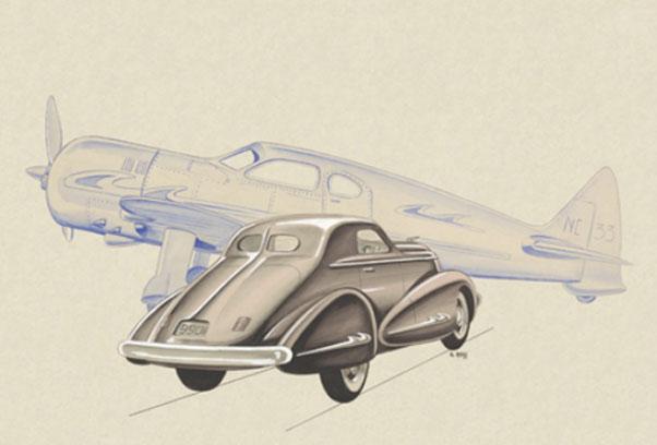 CCC-art-ross-1934-design-license-plate