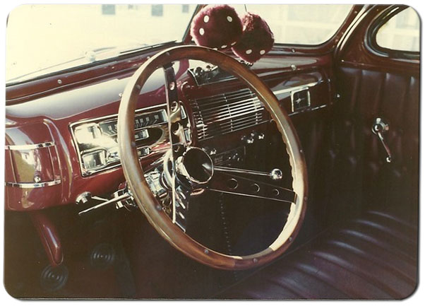 chuck layman 40 ford custom car chroniclecustom car chronicle. Black Bedroom Furniture Sets. Home Design Ideas