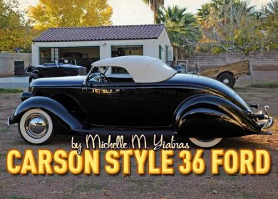 Carson Style 36 Ford