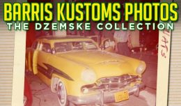 Barris Kustoms