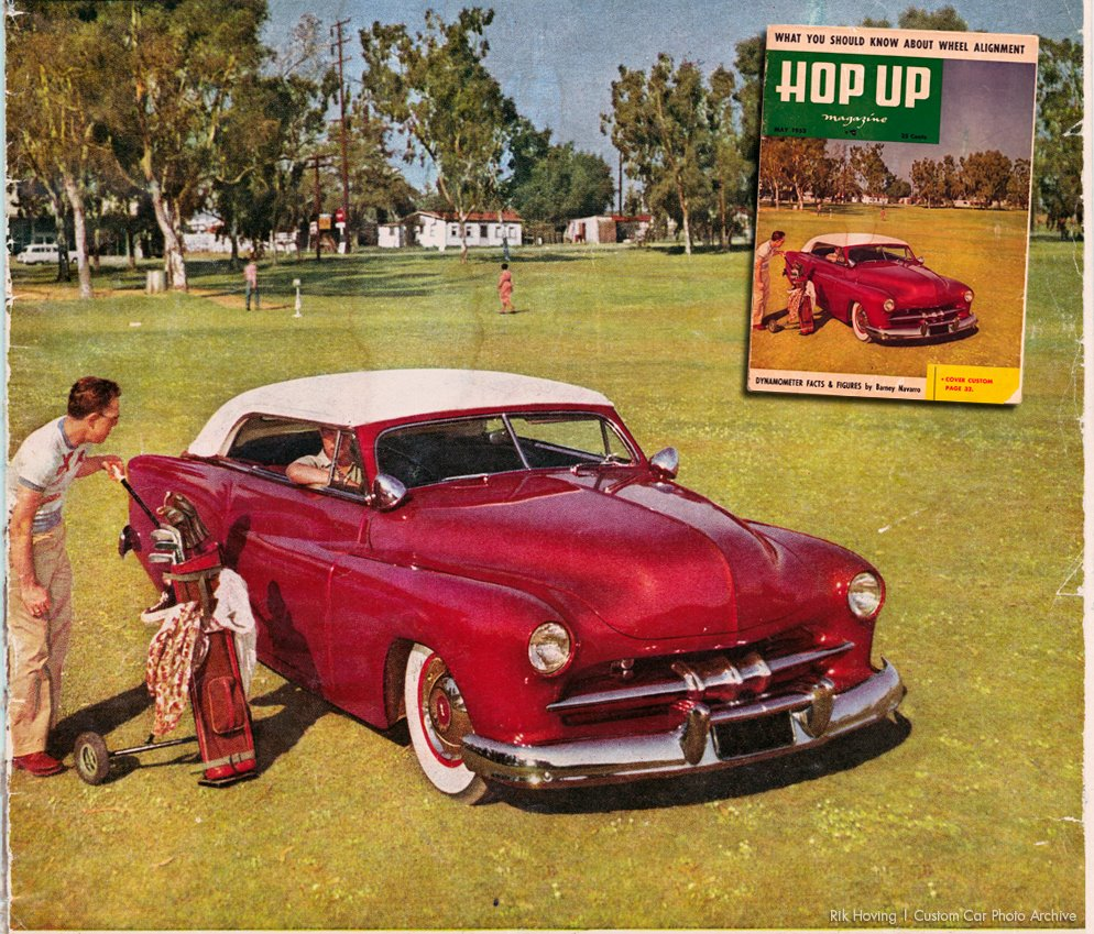 Ayala-Al-Glickman-1951-Mercury