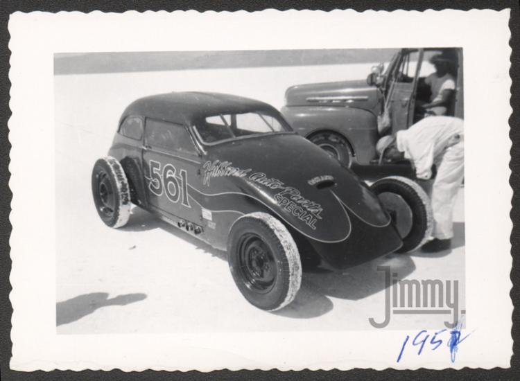1952 Vic Hubbard Merc-Crosley