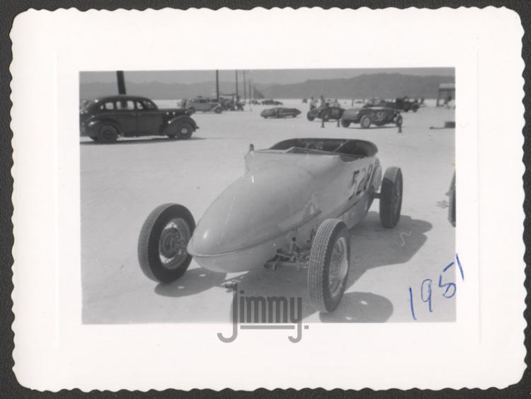 Peterson-Sinclair Dodge roadster