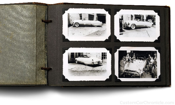 Custom Car Photo Albums Through The Years Custom Car