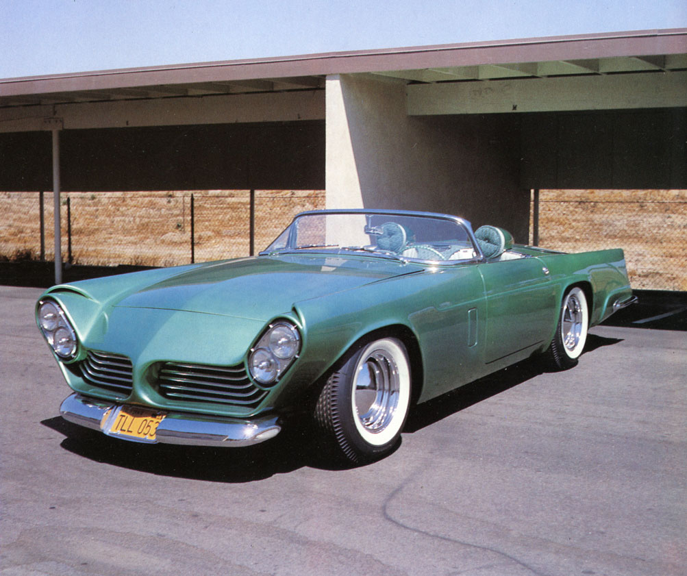 1960s Custom T-Bird For Sale