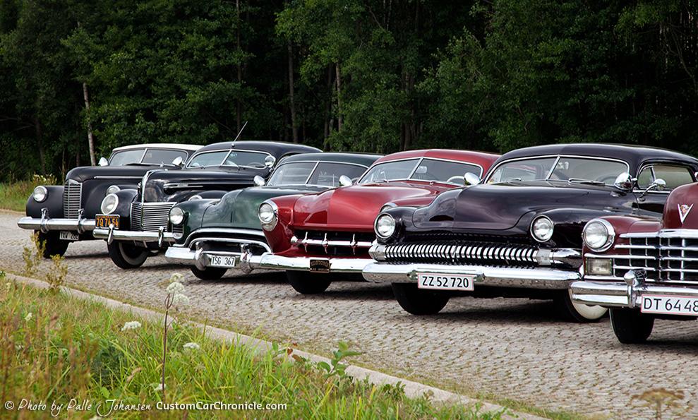 Period Custom Car Line-Up - Custom Car ChronicleCustom Car Chronicle