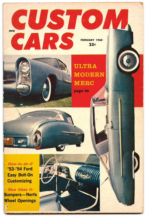 CCC-CoverCustomCarsFeb1960-W