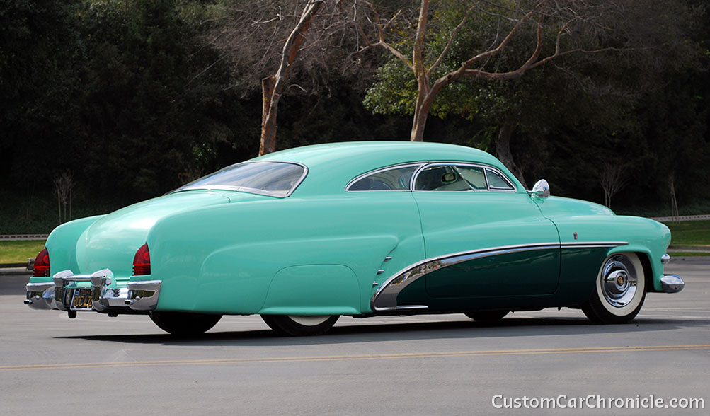 A Short Drive In The Hirohata Mercury Custom Car