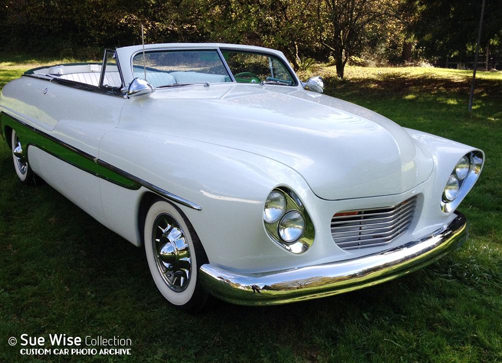 Lloyd Myers 49 Mercury - Custom Car ChronicleCustom Car Chronicle