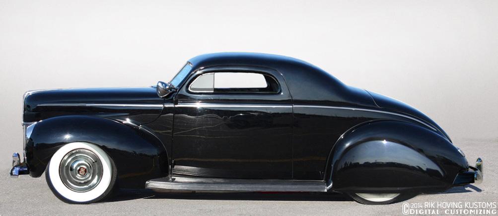 1946 Plymouth Business Coupe 1947 Plymouth Business Coupe