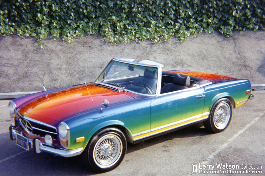 Larry Watson Rainbows - Custom Car ChronicleCustom Car Chronicle