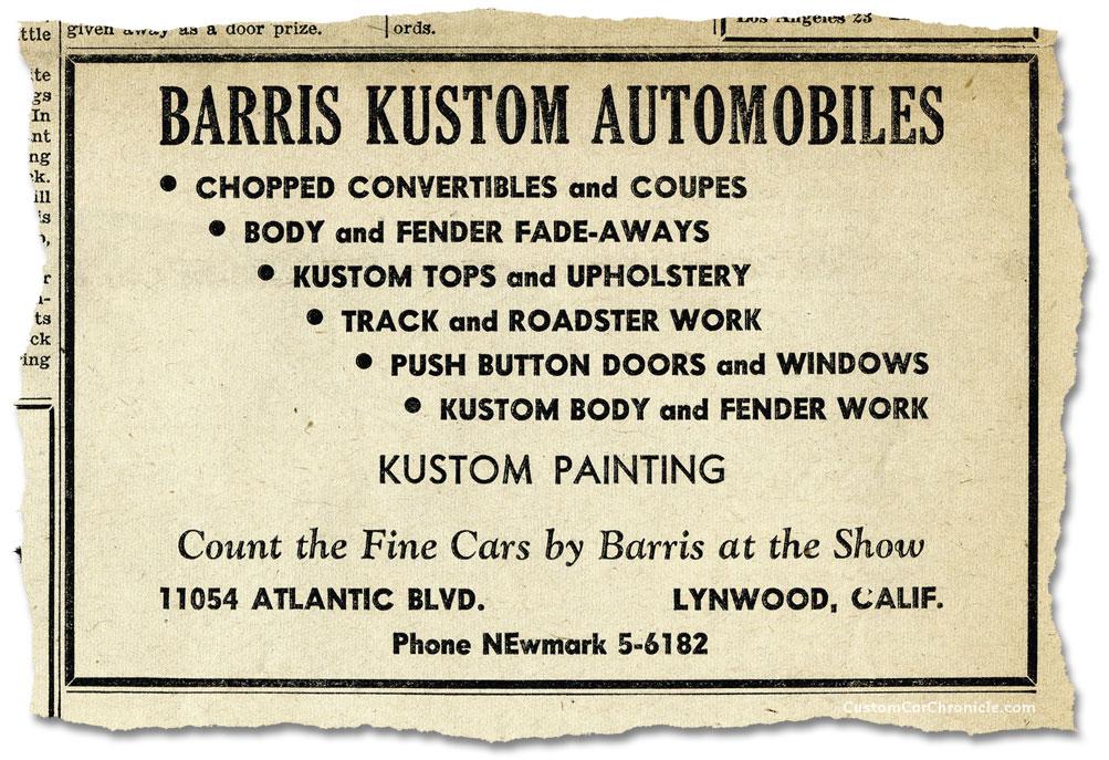 CCC-Barris-Ad-05-1951
