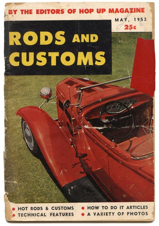 The end of R&C magazine - Custom Car ChronicleCustom Car Chronicle