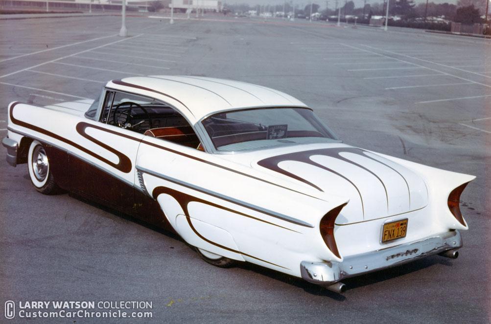 Mercury S By Larry Watson Custom Car Chroniclecustom Car Chronicle