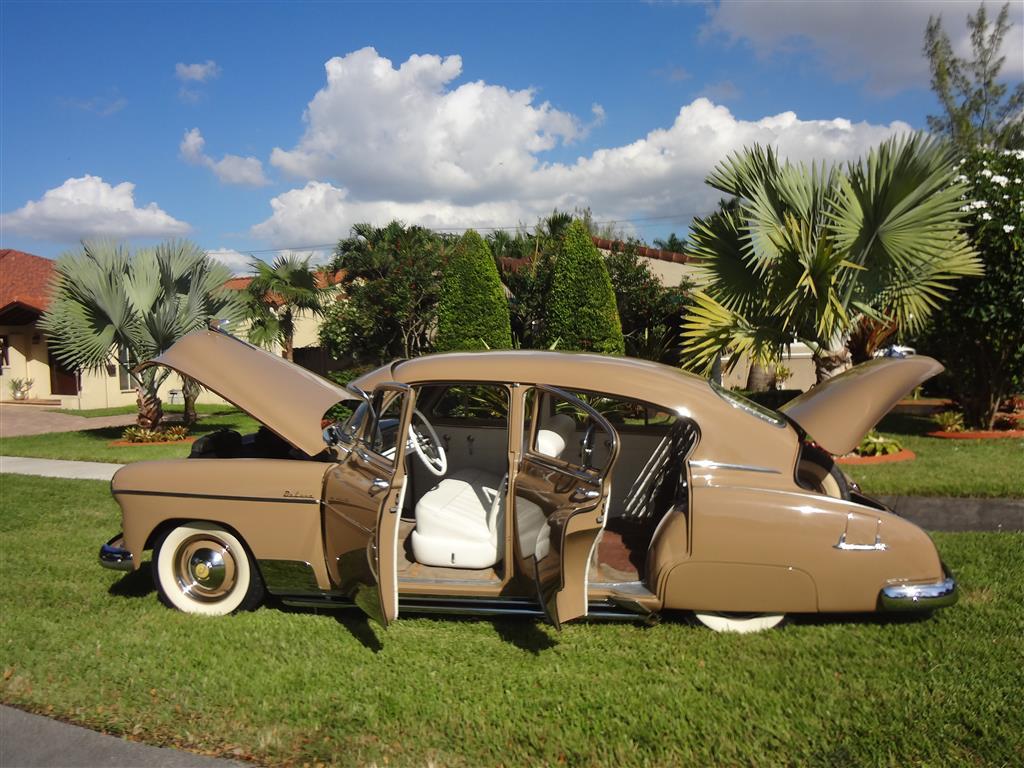 Lowrider Miami >> 1950 Chevy Fleetline Deluxe Bomb Style - Custom Car ChronicleCustom Car Chronicle
