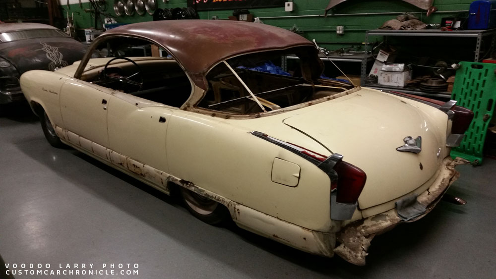 Vodoo Larry Car Show