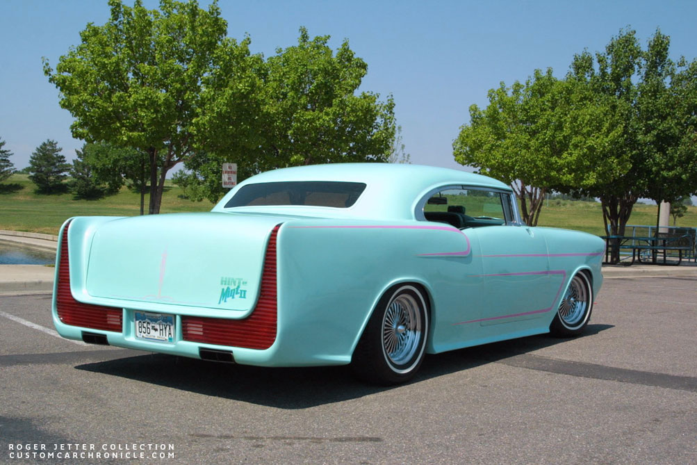 57 Chevy Hint Of Mint Custom Car Chroniclecustom Car