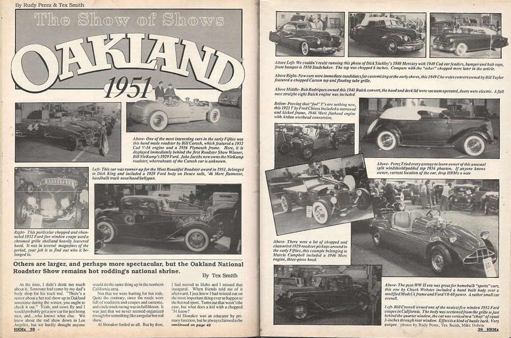CCC-national-roadster-show-1951-article