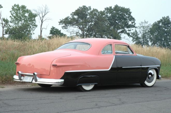 FOR SALE 1950 Ford Coupe Full Custom - Custom Car ChronicleCustom Car Chronicle