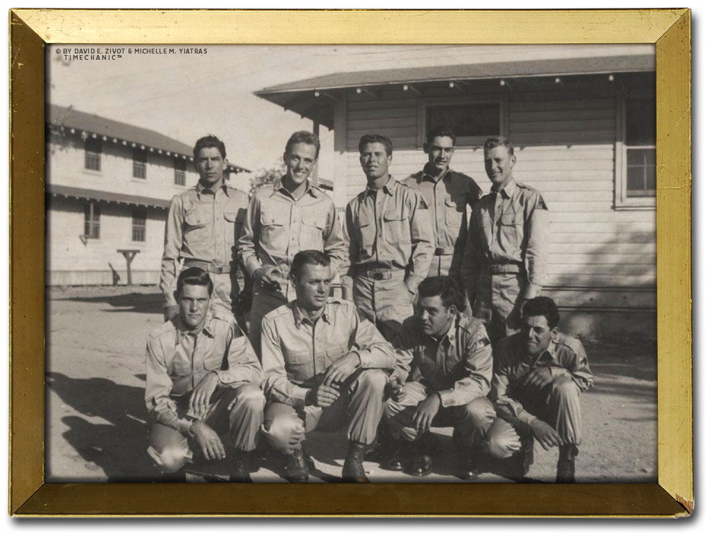 CCC-Nick-In-the-Army-1951