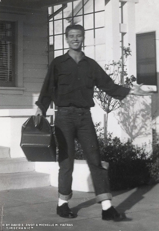CCC-Nick-Off-to-the-Army-1951