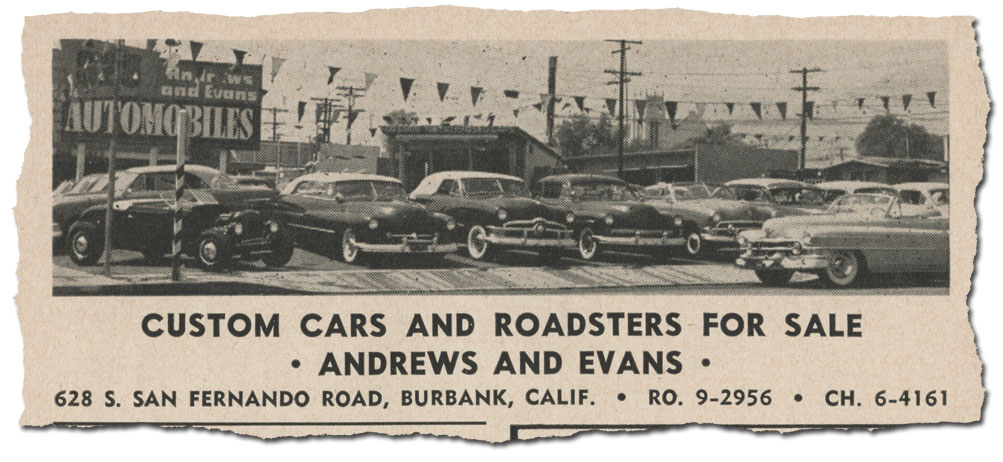CCC-andrews-and-evans-ad-Sept-52