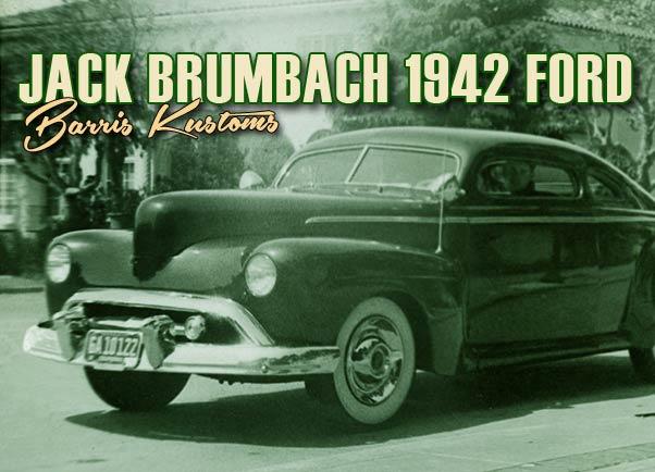 Jack Brumbach Barris