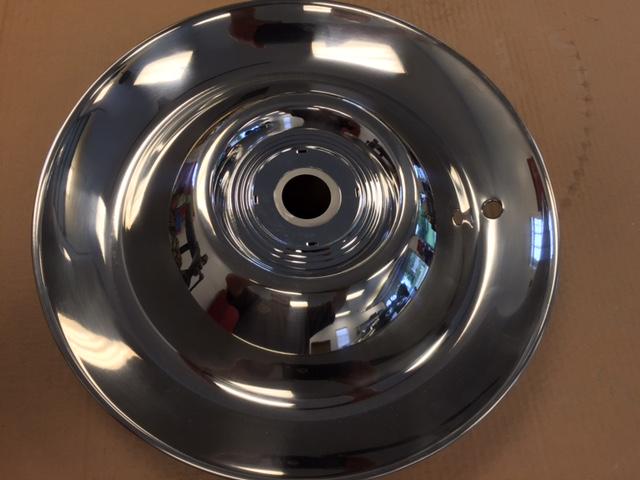 Installing Cadillac Sombrero Wheel Covers Hubcaps
