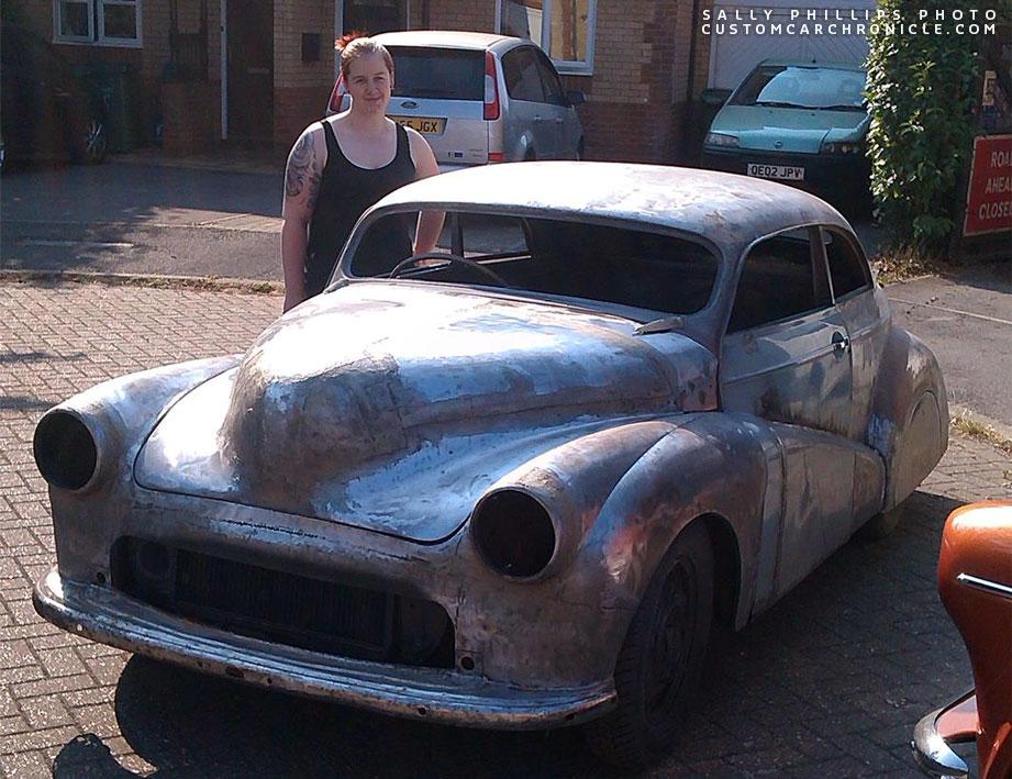 morris minor custom custom car chroniclecustom car chronicle