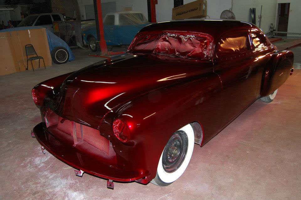 Jeff Whiteley 51 Chevy Custom Car Chroniclecustom Car