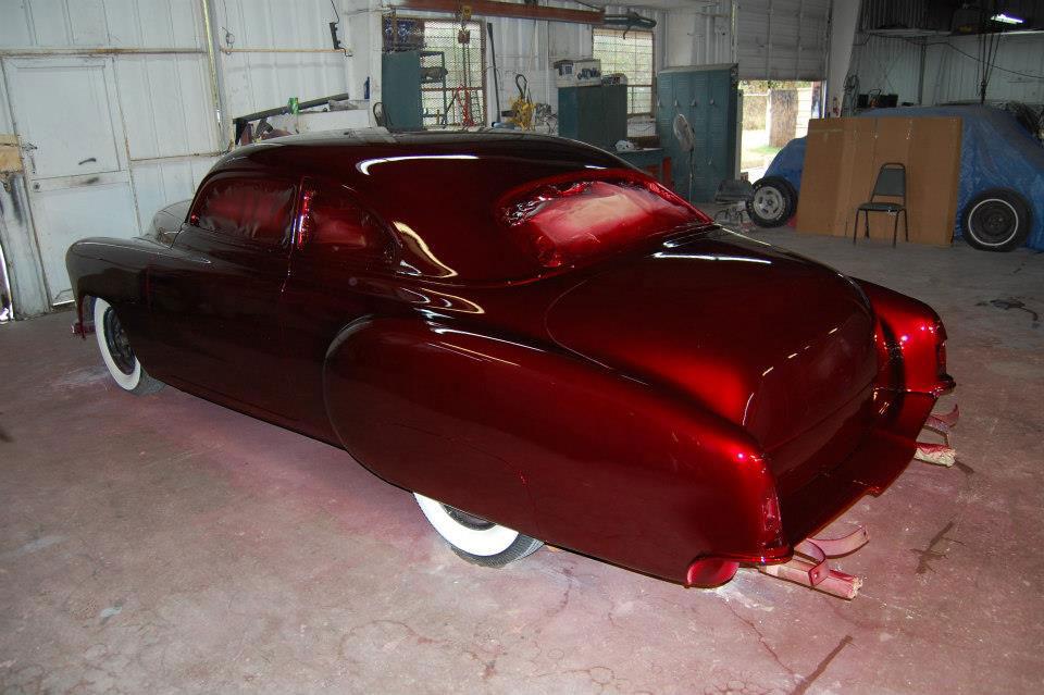 Sold Jeff Whiteley 51 Chevy Custom Custom Car