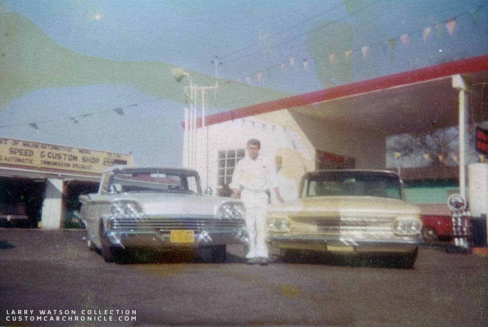 Bill DeCarr Old Body Shop - Custom Car ChronicleCustom Car Chronicle