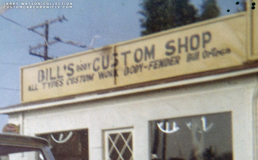 Bill DeCarr Old Body Shop - Custom Car ChronicleCustom Car ...