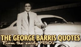 George Barris Quotes
